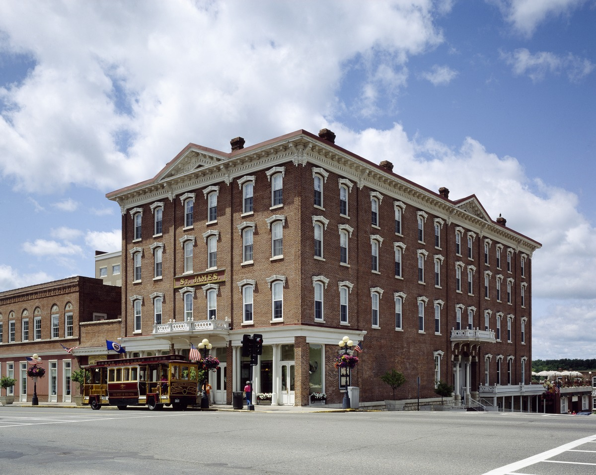 St. James Hotel (Red Wing, Minnesota)