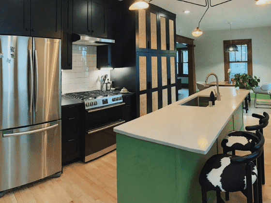 Project Spotlight: 1900s Kitchen and Bath Revival in Tangletown
